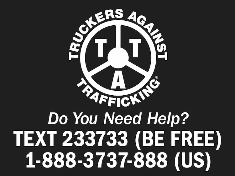 Roehl Supports Truckers Against Trafficking Teaser