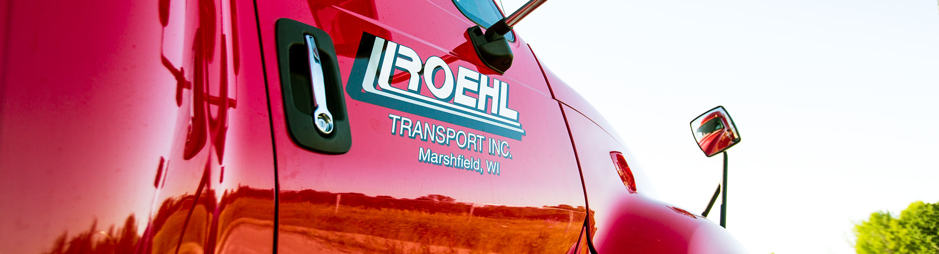 Learn more about Roehl Transport