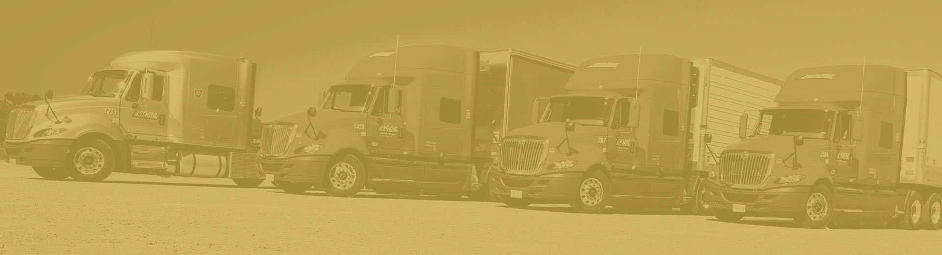 Answers to frequently asked experienced truck driver questions