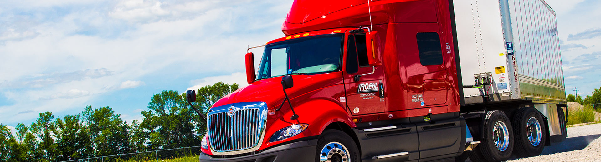 Inexperienced Truck Driving Jobs | Roehl.Jobs