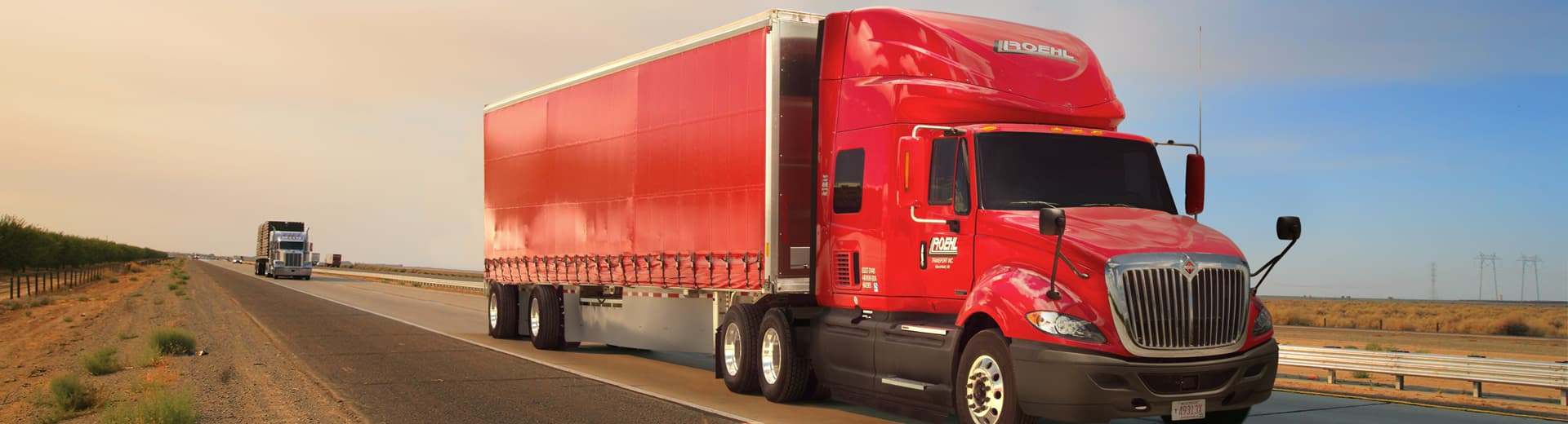 Curtainside Truckload Services | Roehl Transport | Roehl.Jobs