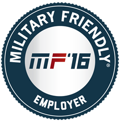 Military Friendly logo 2016