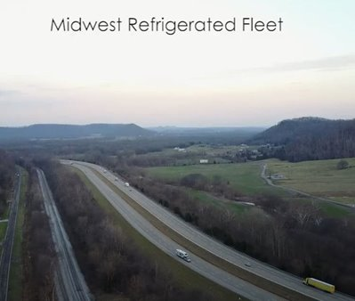 Midwest Refrigerated Regional Truck Driving Jobs that get you home weekly Teaser