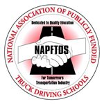 National Association of Publicly Funded Truck Driving Schools logo