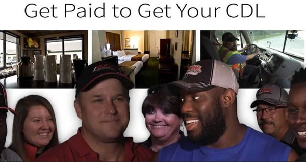 Get Paid to Get Your CDL - New Video for 2019!!! Teaser