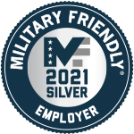 Roehl is a military friendly employer