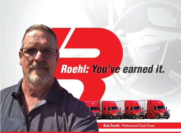 Bob Smith & Roehl Transport – Values that Align Teaser