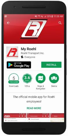 The My Roehl App Promo Video Teaser