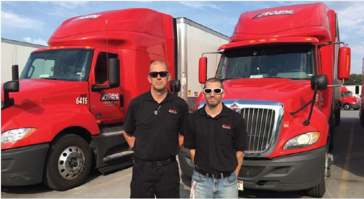 Father & Son Duo make fresh starts with Roehl Transport Teaser