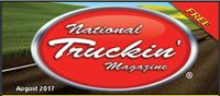 National Trucking Magazine Logo