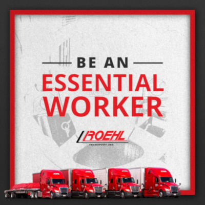 How Roehl Transport Supports Drivers During the Pandemic Teaser