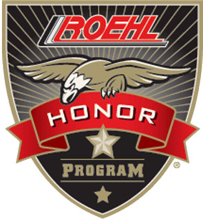 Roehl Honor Program logo