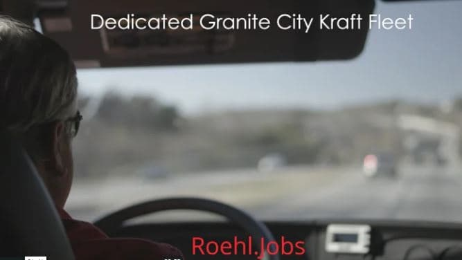 Dedicated Kraft Granite City Fleet Video Overview Teaser